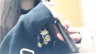 水溜りボンドさんのサブチャンネルのBGMリコーダーで吹いてみました♪