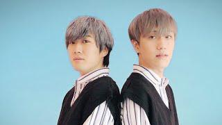 【双子】全力で練習してNiziUの「Make you happy」踊ってみた【虹プロ】